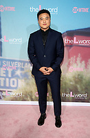 """2 December 2019 - Los Angeles, California - Leo Sheng. Premiere Of Showtime's """"The L Word: Generation Q"""" held at Regal LA Live. Photo Credit: FS/AdMedia /MediaPunch"""