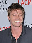 Garrett Hedlund at The Fox Searchlight L.A. Premiere of The Tree of Life held at The Bing Theatre at LACMA in Los Angeles, California on May 24,2011                                                                               © 2011 Hollywood Press Agency