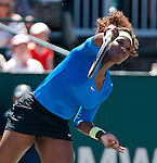 Serena Advances To Final Over Stosur 6-1 6-1