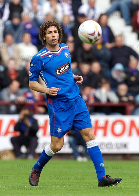Carlos Cuellar, Rangers