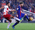 29.10.2016 Barcelona. la Liga day 10. Picture show Leo Messi in action during game between FC Barcelona against Granada CF at camp nou