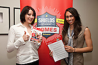 A thumbs up for Shields Student Homes from Laura Barker and Natalie Marsh