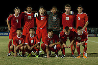 U-17/18 Academy Select Teams at the Premier Sports Campus in Lakewood, Fla.