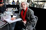 Tom Mathews is an Irish poet and cartoonist