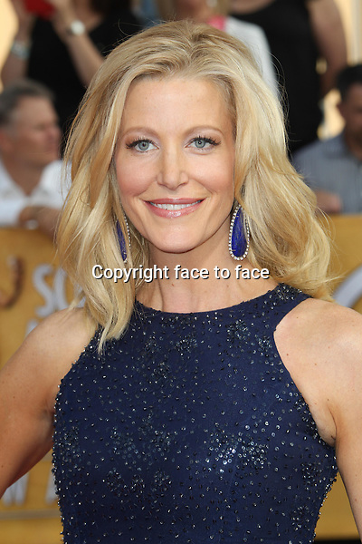 LOS ANGELES, CA - JANUARY 18: Anna Gunn attending the 2014 SAG Awards in Los Angeles, California on January 18, 2014.<br /> Credit: RTNUPA/MediaPunch<br /> Credit: MediaPunch/face to face<br /> - Germany, Austria, Switzerland, Eastern Europe, Australia, UK, USA, Taiwan, Singapore, China, Malaysia, Thailand, Sweden, Estonia, Latvia and Lithuania rights only -