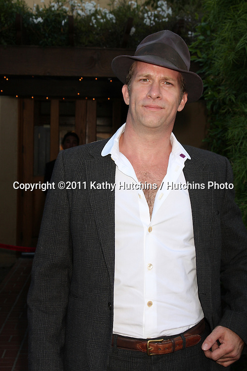 LOS ANGELES - JUN 23:  Thomas Jane arriving at the 2011 Saturn Awards  at Castaways on June 23, 2011 in Burbank, CA