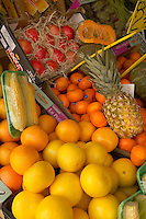 Fruit & Vegetable Stall - Market - Chioggia - Venice Italy