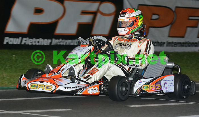 World 24-Hour Kart record