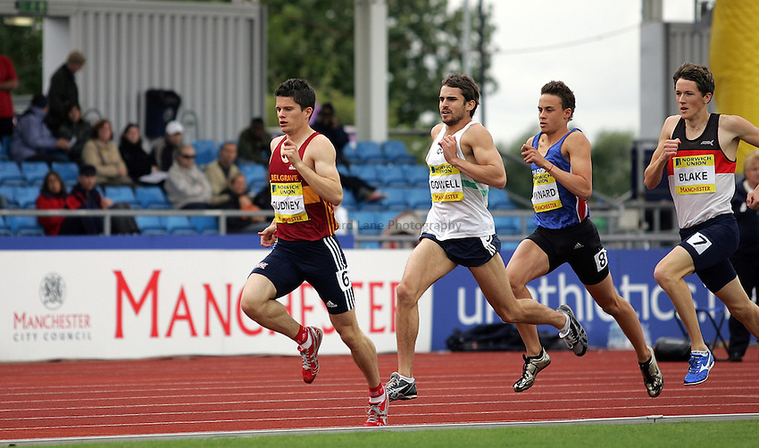 Photo: Paul Thomas/Richard Lane Photography..Norwich Union World Trials and AAA Championships. 28/07/2007...Men's 800m B final.