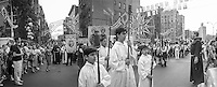 New York, NY 3 June 1987 - Feast Day Procession for St Anthony of Padua