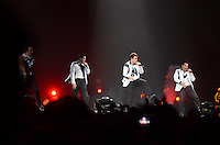 New Kids on The Block perform at BB&T Center during The Package Tour 2013, Sunrise, Florida, June 22, 2013