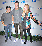 James Maslow and Dakota Johnson attends the 102.7 KIIS FM'S Jingle Ball 2012 held at The Nokia Theater Live in Los Angeles, California on December 01,2012                                                                               © 2012 DVS / Hollywood Press Agency