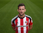Jake Wright of Sheffield Utd during the 2016/17 Photo call at Bramall Lane Stadium, Sheffield. Picture date: September 8th, 2016. Pic Simon Bellis/Sportimage