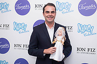 Designer Ion Fiz attends to the presentation of 'Nancy dressed as a bride' (Nancy se viste de novia) in Madrid, Spain October 18, 2017. (ALTERPHOTOS/Borja B.Hojas) /Nortephoto.com