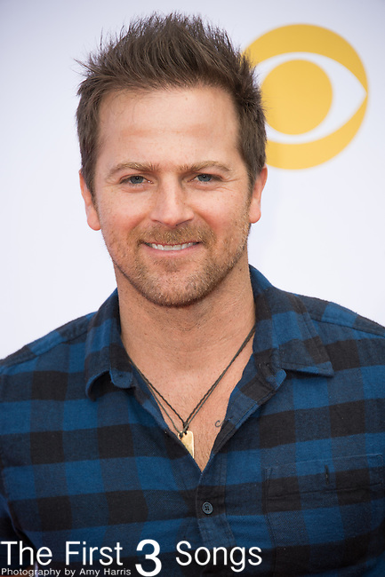 Kip Moore attends the 50th Academy Of Country Music Awards at AT&T Stadium on April 19, 2015 in Arlington, Texas.