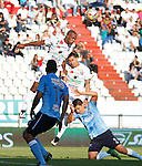Once Caldas y Junior igualaron 0-0 en Manizales. Fecha 13 de la Liga Águila I-2016