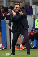 Eusebio Di Francesco Roma <br /> Milano 01-10-2017 Stadio Giuseppe Meazza Football Calcio Serie A 2017/2018 Milan - Roma Foto Gino Mancini/Insidefoto