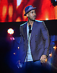 MIAMI, FL - JULY 17: Romeo Santos onstage during the Premios Juventud 2014 Awards at BankUnited Center on July 17, 2014 in Miami, Florida. (Photo by Johnny Louis/jlnphotography.com)