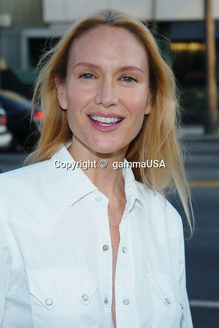 Kelly Lynch arriving at the Special Screening of Fahrenheit 9/11 at the Academy of Motion Picture Arts and Science in Los Angeles. June 8, 2004.