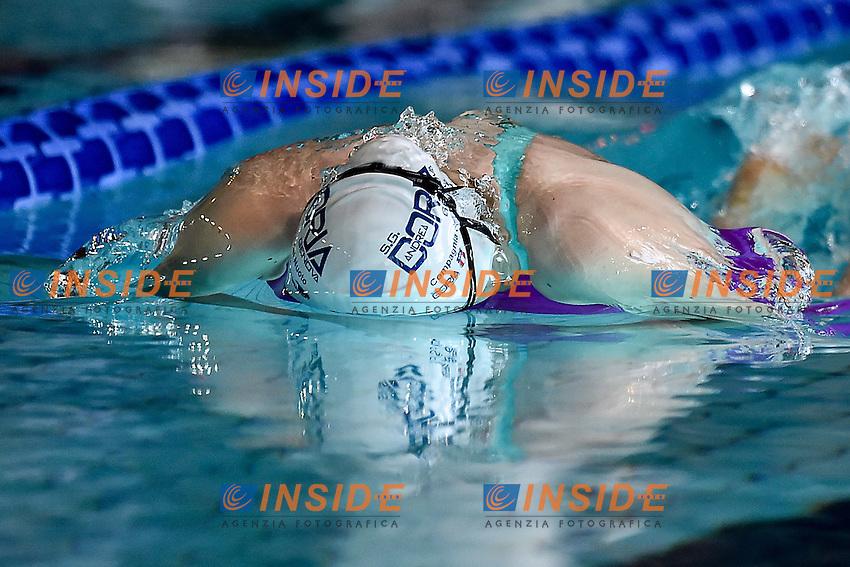 Giorgia Peschiera Andrea Doria<br /> 50 farfalla donne<br /> Stadio del Nuoto Riccione<br /> Campionati Italiani Nazionali Assoluti Nuoto Primaverili Fin <br /> Riccione Italy 20-04-2016<br /> Photo &copy; Andrea Staccioli/Deepbluemedia/Insidefoto