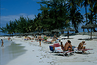 1979  File Photo, Nassau, Bahamas - <br /> beach