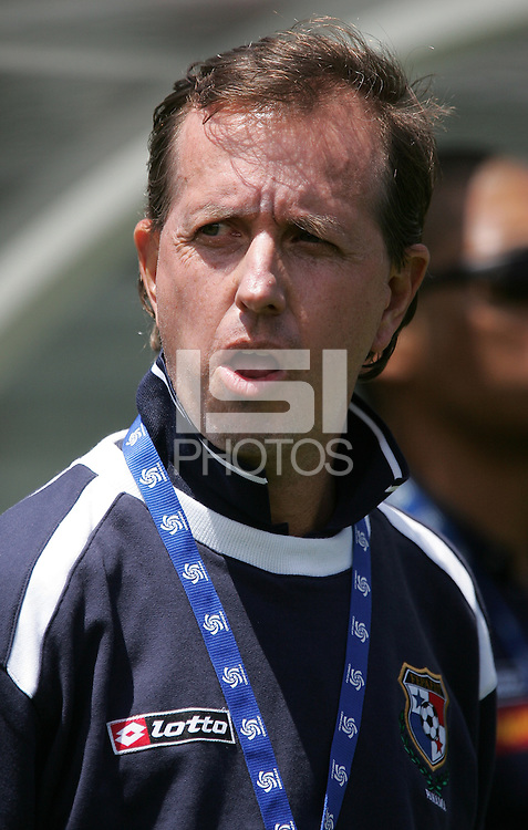 Gary Stempel. Guadeloupe defeated Panama 2-1 during the First Round of the 2009 CONCACAF Gold Cup at Oakland Coliseum in Oakland, California on July 4, 2009.
