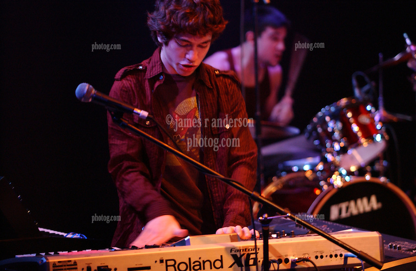 Paul Green School of Rock 27 December 2007 at the Fairfield Theatre Company StageOne