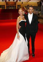 "Blake Lively &  Ryan Reynolds leaving after ""Captives"" 1ere - 67th Cannes Film Festival - France"