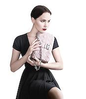 Jennifer Lawrence Miss Dior handbags