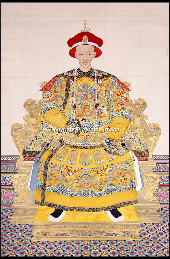 BNPS.co.uk (01202 558833)<br /> Pic: Dukes/BNPS<br /> <br /> ***Please use full byline***<br /> <br /> Pictured: The Emperor Daoguang, the Qing Dynasty Emperor<br /> <br /> A pair of enormous 200-year-old Chinese vases that were given to a<br /> church minister as thanks for saving a boy's life have come to light.<br /> <br /> They had been a gift to The Reverend Samuel Edward Valpy Filleul by a<br /> rich trader who he had rescued from drowing years before.<br /> <br /> The rare 5ft porcelain antiques were recently stumbled on in the<br /> hallway of a house - and are now tipped to fetch upwards of £100,000.<br /> <br /> The Reverend Filleul had been fishing by a river in the late 1800s<br /> when he heard cries for help and rushed to the rescue of the boy.<br /> <br /> The pair became friends and the Reverend paid for the boy to go to school.<br /> <br /> Thanks to his education the boy grew up to become a successful trader,<br /> making his fortune in China.<br /> <br /> As thanks for saving his life, he shipped two giant vases to his mentor.<br /> <br /> The vases, intricately decorated with Chinese myths, are thought to<br /> come from the reign of Daoguang, the Qing Dynasty Emperor, who ruled<br /> over China from 1820 to 1850.