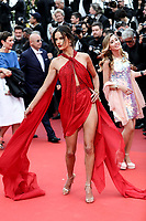 """CANNES - MAY 15:  Alessandra Ambrosio arrives to the premiere of """" LES MISÉRABLES """" during the 2019 Cannes Film Festival on May 15, 2019 at Palais des Festivals in Cannes, France.      <br /> CAP/MPI/IS/LB<br /> ©LB/IS/MPI/Capital Pictures"""