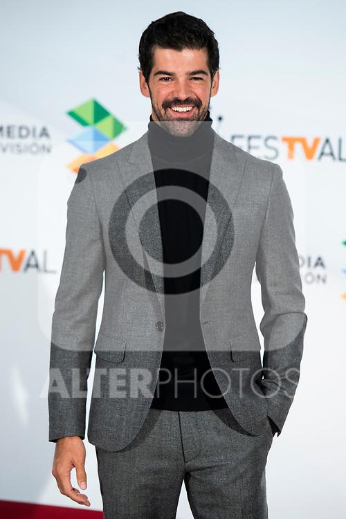 Actor Miguel Angel Munoz attends presentation of 'Presunto Culpable' during FestVal in Vitoria, Spain. September 05, 2018. (ALTERPHOTOS/Borja B.Hojas)