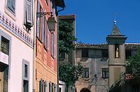 France/06/Alpes Maritimes/Fallicon: Village perché aux environs de Nice