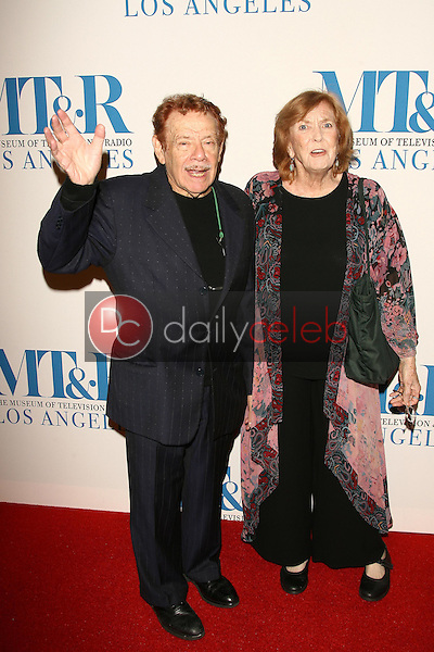 Jerry Stiller and Anne Meara<br />