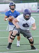 Fayetteville Football Practice Aug. 1, 2016