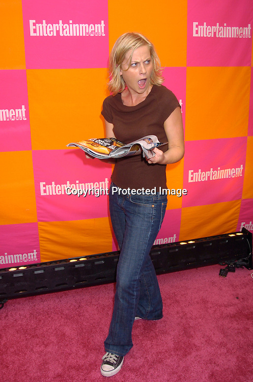 """Amy Poehler ..at The Entertainment Weekly's """"The Must List"""" party at ..Crobar in New York City on June 17, 2004. ..Photo by Robin Platzer, Twin Images"""