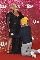 Gemma Collins<br /> The ITV Gala at The London Palladium, in London, England on November 09, 2017<br /> CAP/PL<br /> &copy;Phil Loftus/Capital Pictures