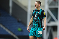 George Byers of Swansea City during the Sky Bet Championship match between Preston North End and Swansea City at the Deepdale Stadium in Preston, England, UK. Saturday 01 February 2020