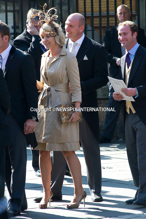 "ROYAL WEDDING..The wedding of Zara Phillips and Mike Tindall..The couple along with family and friend attend Canongate Church for their wedding. Canongate Church, Edinburgh, Scotland_30/07/2011..Mandatory Photo Credit: ©Dias/Newspix International..**ALL FEES PAYABLE TO: ""NEWSPIX INTERNATIONAL""**..PHOTO CREDIT MANDATORY!!: NEWSPIX INTERNATIONAL(Failure to credit will incur a surcharge of 100% of reproduction fees)..IMMEDIATE CONFIRMATION OF USAGE REQUIRED:.Newspix International, 31 Chinnery Hill, Bishop's Stortford, ENGLAND CM23 3PS.Tel:+441279 324672  ; Fax: +441279656877.Mobile:  0777568 1153.e-mail: info@newspixinternational.co.uk"