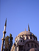 A mosque in Istanbul, Turkey. © Kevin J. Miyazaki/Redux