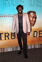 LOS ANGELES, CA - JANUARY 10: Chad Coleman, at the Los Angeles Premiere of HBO's True Detective Season 3 at the Directors Guild Of America in Los Angeles, California on January 10, 2019. Credit: Faye Sadou/MediaPunch