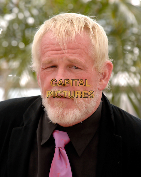 "NICK NOLTE.""Paris, Je T'Aime"" photocall at the 59th International Cannes Film Festival, Cannes, France..18th May 2006.Ref: PL.half length beard facial hair.www.capitalpictures.com.sales@capitalpictures.com.©Phil Loftus/Capital Pictures"
