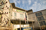 Holiday Inn Express hotel, Stansted London airport, Essex, England, Uk