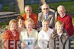 TIDY TOWNS: Attending the launch of the Castleisland Tidy Town 3 year plan at the Ivy Leaf Theatre, Castleisland on Thursday were front l-r: Maura Geaney, Mary Walsh, Sheila Hannon, Millie Browne, Breda Geaney. Back l-r: Bernard Collins, Frank Donaldson and Terence McQuinn.