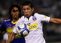 Apertura 2013 Colo Colo vs Everton