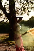Pumps Smoke, smoke, colored smoke,<br /> bombas de Humo, humo, humo de colores,