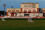 Sports complex at State University of New York, Cortland, NY, USA