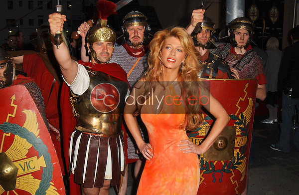 Amber Smith<br />at the Larpy Awards. Avalon, Hollywood, CA. 04-30-06<br />Dave Edwards/DailyCeleb.com 818-249-4998