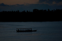 Rio Paracauarí em Soure  no arquipélago do Marajó.<br /> Soure, Pará, Brasil.<br /> Foto Paulo Santos<br /> 22/04/2014