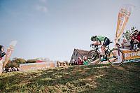 race winner Marianne Vos (NED/Waow Deals)<br /> <br /> GP Mario De Clercq / Hotond cross 2018 (Ronse, BEL)
